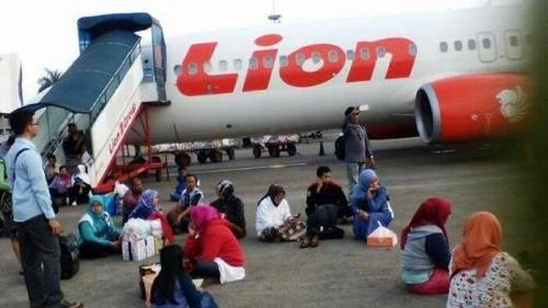 14 Pilot Lion Air Dipecat dan Dilaporkan ke Polisi