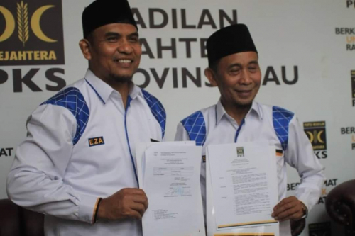 Sama-sama Kader Murni Partai, Zainal Abidin Yakin Mesin Partai PKS - PAN Bergerak Optimal di Pilwako Dumai