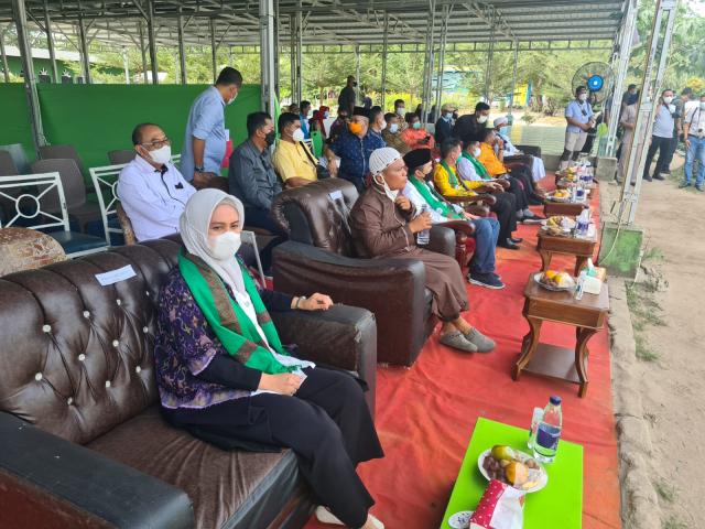 Berpotensi Lahirkan SDM yang Paham Syariah, Karmila Sari Dukung Ponpes Tahfiz di Rokan Hilir