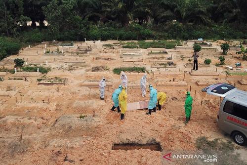 Seorang ASN Pemprov Riau Meninggal Akibat Covid-19