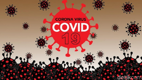 Kasus Baru Terinfeksi Corona 3.269, Tersebar di 32 Provinsi