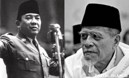 Difitnah Keji dan Dipenjara Tanpa Diadili, Buya Hamka Tetap Bersedia Jadi Imam Shalat Jenazah Soekarno