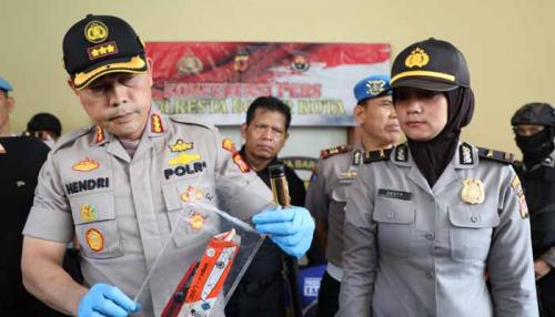 Pembunuh Sopir Taksi Online di Depan Kantor BRI Ditangkap, Ini Motif Pelaku Habisi Korban