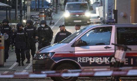 Dewan Muslim Dunia Kecam Teror di Wina yang Tewaskan Puluhan Orang