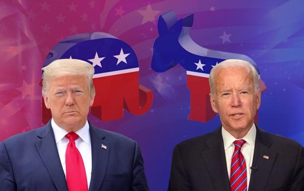 Pilpres AS, Joe Biden Ungguli Trump Sementara