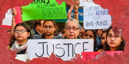 Setelah Diperkosa Beramai-ramai, Dokter Hewan Dibakar Hingga Hangus