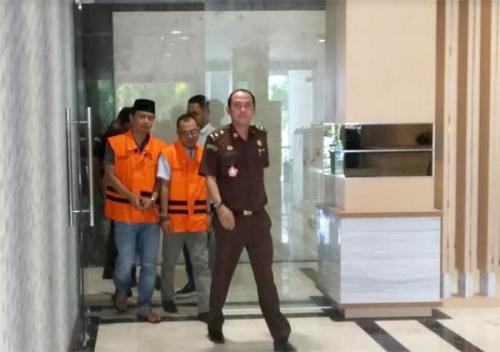 Terkait Dugaan Korupsi Pada Bank Riau Kepri Pangkalan Kerinci, Dua Mantan Pimpinan Perusahaan Segera Disidang
