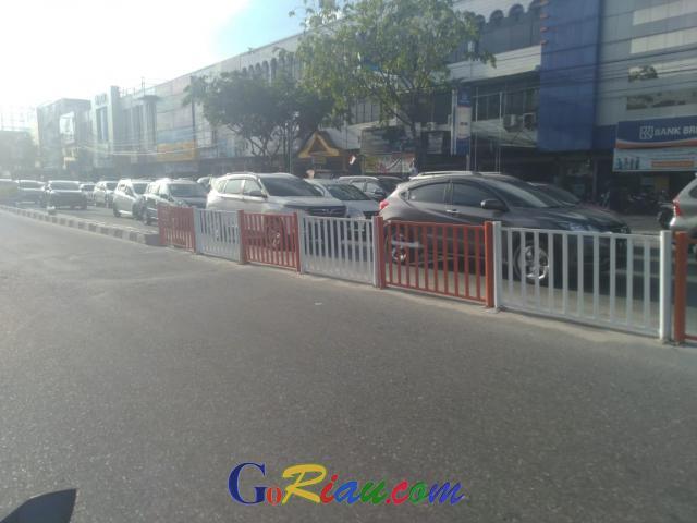 Jalan Tuanku Tambusai Macet Gara-gara Proyek IPAL, DPRD Pekanbaru Akan Panggil Dinas PU dan Kontraktor