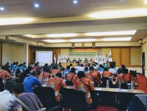 Musyawarah Olahraga NPC Riau Digelar, Heru Buwono: Sudah Sesuai Aturan Organisasi
