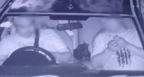 Beredar Video Diduga Oknum Polisi Nyabu dalam Mobil, di Belakang Kediaman Wakil Gubernur Riau