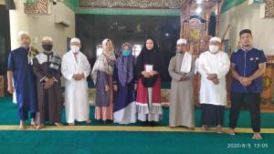Satu Warga Selat Akar Kepulauan Meranti Masuk Islam, Ini Pesan Ustadz Fauzi