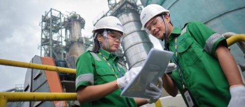 RAPP Raih Sertifikasi Sistem Manajemen Energi