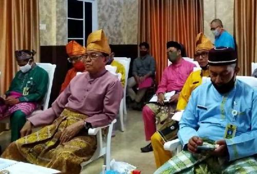 Bupati Inhil Jadi Pemateri Webinar Sawit Watch