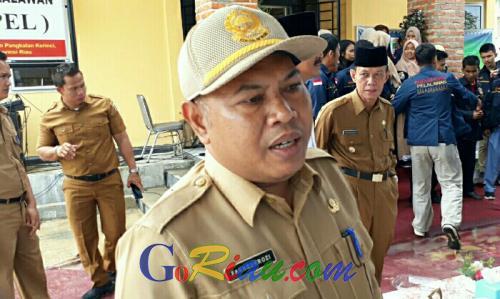 Bupati Harris Tunjuk Srinoralita Jadi Kadis Sosial Pelalawan Gantikan Mukhtaruddin