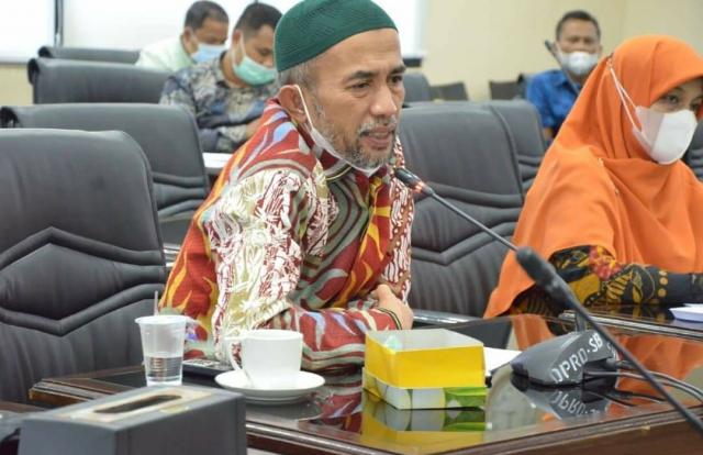 Soal Bantuan Rumah Ibadah, Aboy Meradang, Ingatkan Pemerintah Bahwa Jabatan Hanya Sementara