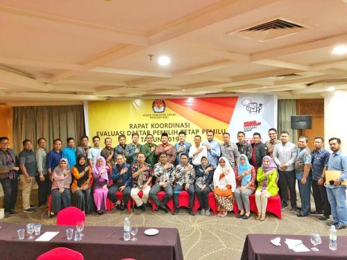 Ketua KPU Riau: Pemutakhiran DPT Pemilu Harus Lebih Fokus