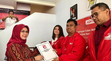Seperti Putra Jokowi, Putri Maruf Amin Juga Berminat Jadi Wali Kota, Ini Buktinya