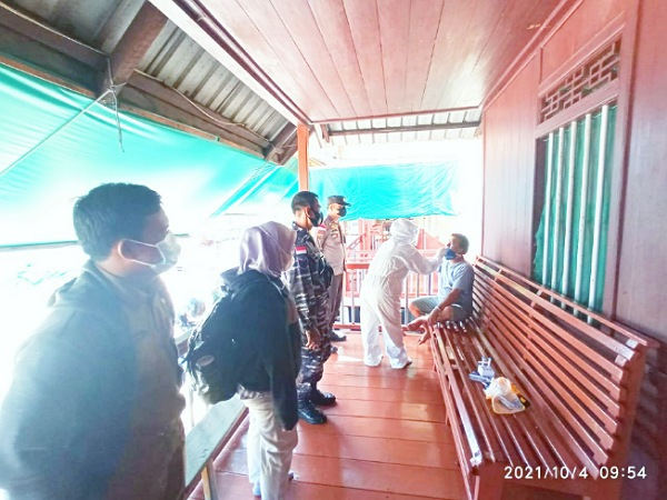 Percepat Proses <em>Tracing, Testing dan Treatment</em>, Nakes di Kepulauan Meranti Apresiasi Aplikasi BSR