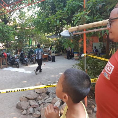 Atap Gedung SD Ambruk, Seorang Siswa dan Guru Tewas, 11 Murid Luka-luka