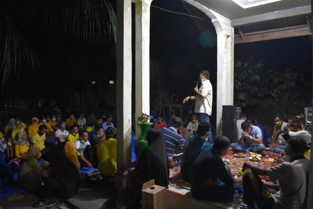 Andi-Suhardiman Ingin Masyarakat Kembali Bangga Menjadi Orang Kuansing