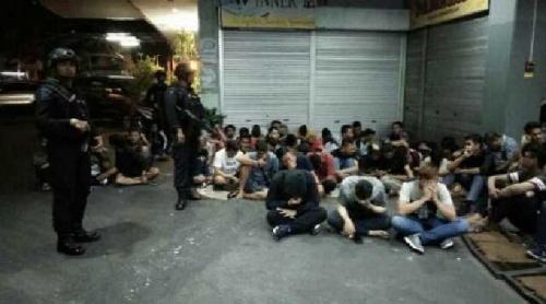 Gerebek Tempat Hiburan Malam Terkait Narkoba, Ida: Kita Apresiasi Tindakan Pihak Kepolisian