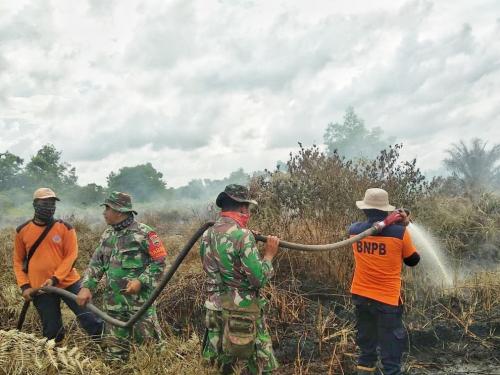 15 Hotspot Muncul di Riau Pagi Ini