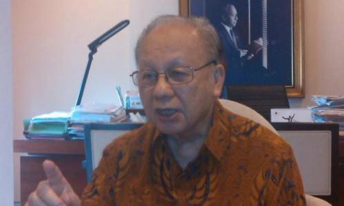 Menteri Keuangan Era Orde Baru JB Sumarlin Tutup Usia