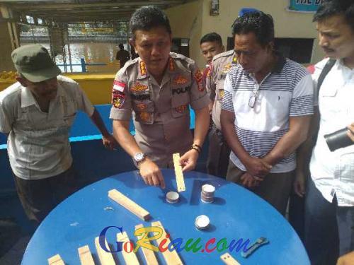 Ditpolairud Polda Riau Ajarkan Masyarakat Budidaya Maggot untuk Menghasilkan Pakan Ternak Murah