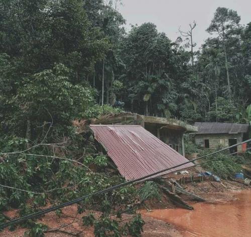 Memilukan, Bayi Umur 2 Hari Jadi Korban Banjir di Pangkalan Limapuluh Kota, Tak Sempat Diselamatkan Hingga Tenggelam Bersama Inkubator