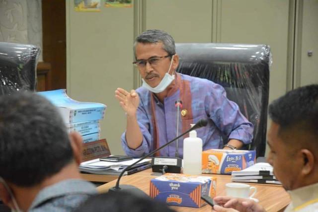 Saatnya Riau Melirik Transportasi Kereta Api, Mardianto: Masa Kita Lebih Maju di Zaman Penjajahan Daripada Sekarang