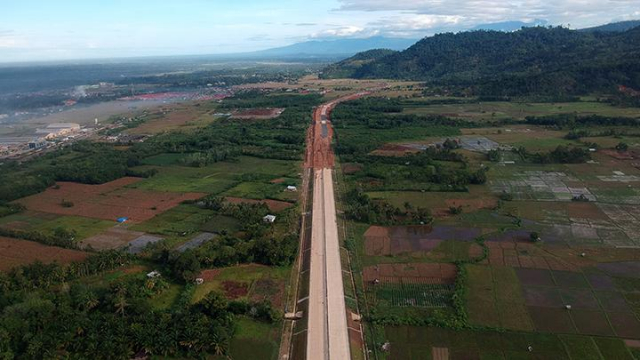 Lewati Tanah Pusaka dan Produktif, Tol Padang - Pekanbaru Ruas Sicincin Akhirnya Refocusing ke Tol Lainnya