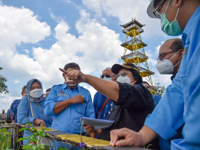 KLHK Mantapkan Persiapan Pembangunan IKN Ramah Lingkungan