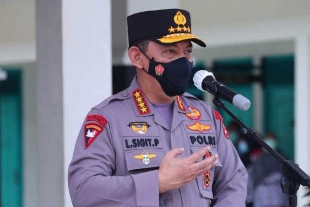 Setelah Dihujani Kritik, Kapolri Cabut ST Larang Media Siarkan Aksi Kekerasan Polisi