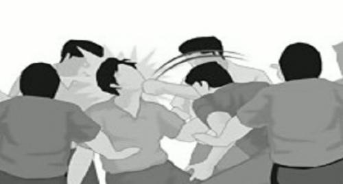 Enam Polisi Pukul Remaja Autis Secara Brutal dan Mengikatnya di Tiang
