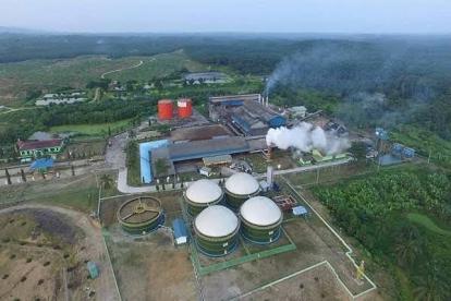 PLTBg Rokan Hulu 3 MW Diharapkan Beroperasi Akhir Tahun Ini