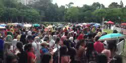 Ratusan WNI Tak Bisa Mencoblos, Pilpres di Hong Kong Ricuh