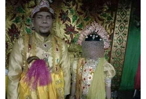 Pria Tunanetra 44 Tahun Nikahi Bocah 12 Tahun di Sulsel, Bermula dari Diundang Memijat