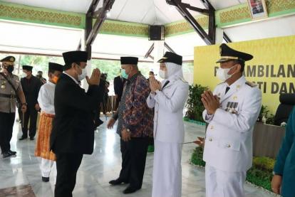 Ini Harapan Ketua DPRD Riau Kepada Bupati dan Wakil Bupati Inhu