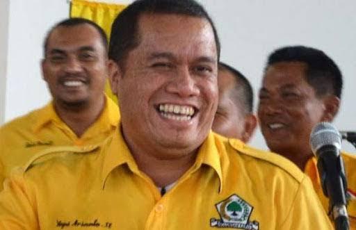 Yopi Arianto Dikabarkan Sepakat Bergabung, Nasdem: Secara Lisan Sudah