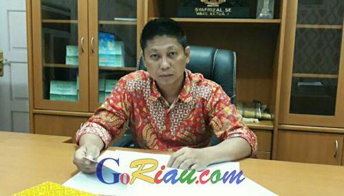 Corona Pelalawan Melejit, Dewan Minta Kepala Daerah Hentikan Acara yang Dihadiri Banyak Orang
