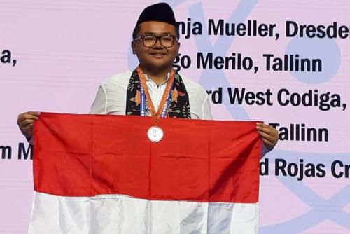 Kisah Rayhan, Juara Olimpiade Fisika Internasional yang Tidak Lulus SNMPTN dan SBMPTN, Akhirnya . . . .