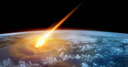 Ledakan Besar Terjadi di Rohul Riau, Bikin Heboh Masyarakat, Ada yang Menduga Meteor Jatuh
