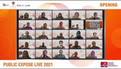 Pubex Live 2021 Bantu Investor Tentukan Langkah Investasi