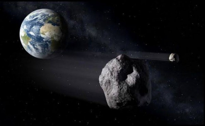 Dentuman Keras di Langit Rohul, Lapan: Besar Kemungkinan Itu Asteroid