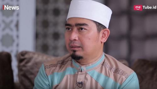 Ustaz Solmed Laporkan Panitia Pengajian dan Lurah Cisewu ke Polisi