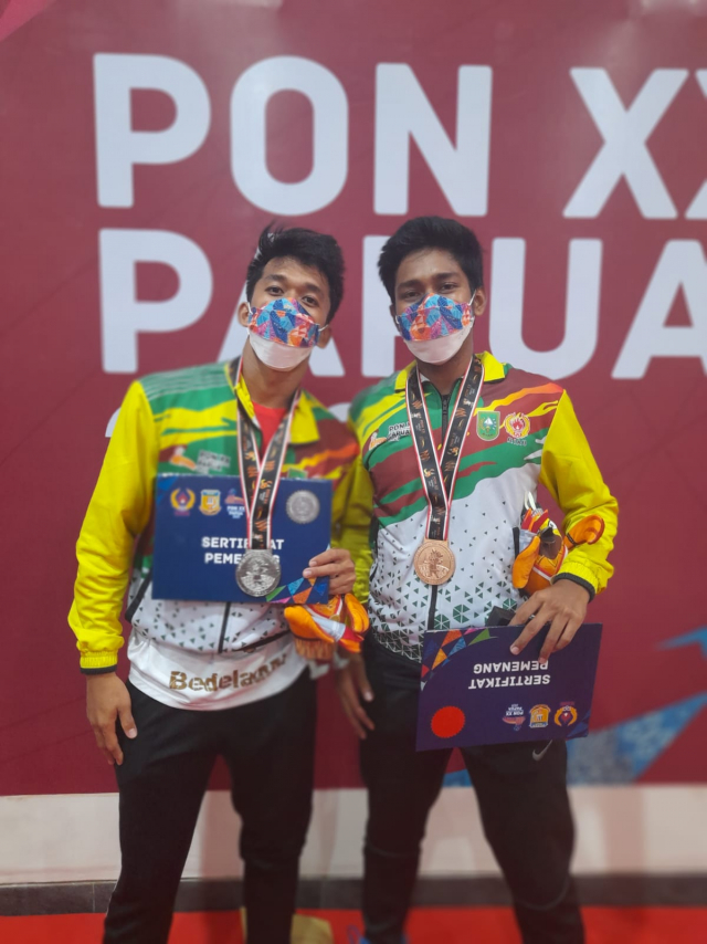 Hari Ini, Anggar Riau Peroleh Perak dan Perunggu PON XX Papua