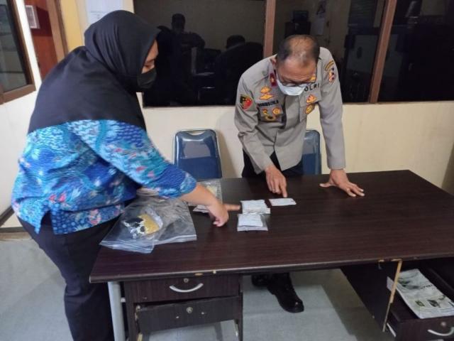 BKD Pastikan SJ yang Ditangkap BNN Bukan ASN Pemprov Riau