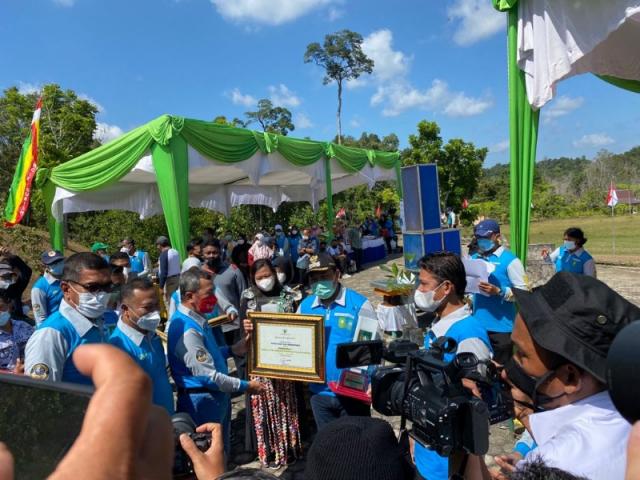 Siak Peringkat I Penghargaan Lomba Kebersihan Kota