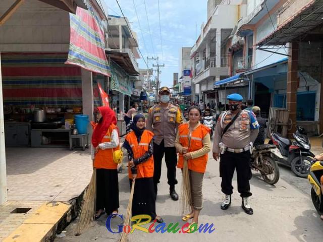 Berbatasan dengan Empat Kabupaten di Sumut, Satgas Covid-19 Palika Perketat Penerapan Protokol Kesehatan