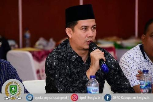 Soal Perekrutan Naker Lokal, Dewan Bengkalis Contohkan Perusahaan di Kabupaten Siak Sudah Benar